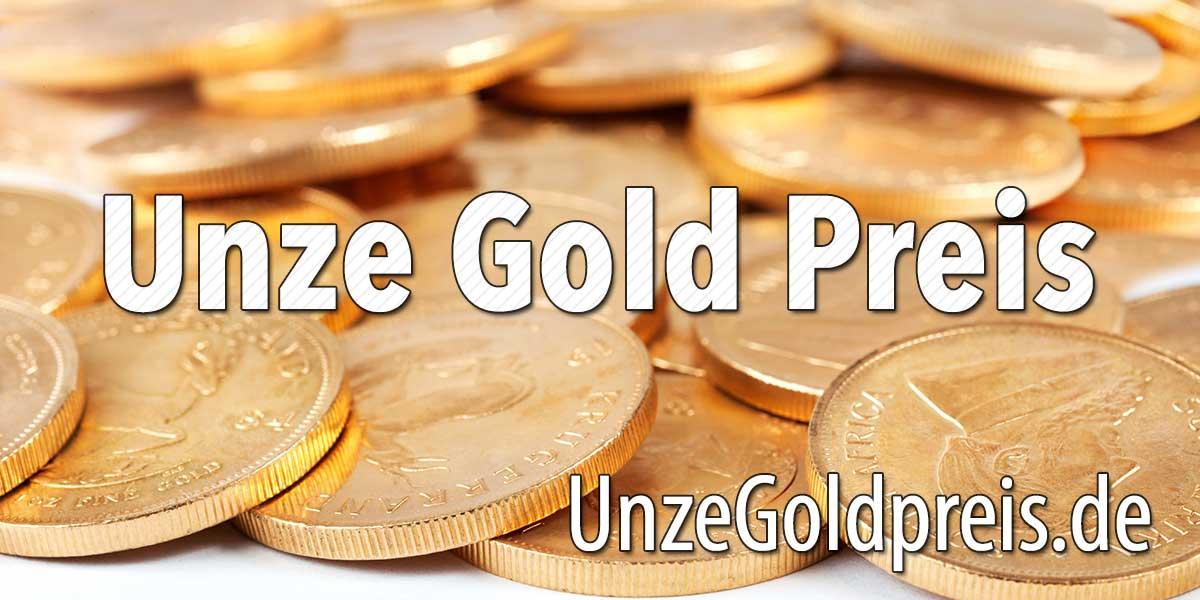Unze Gold Preis