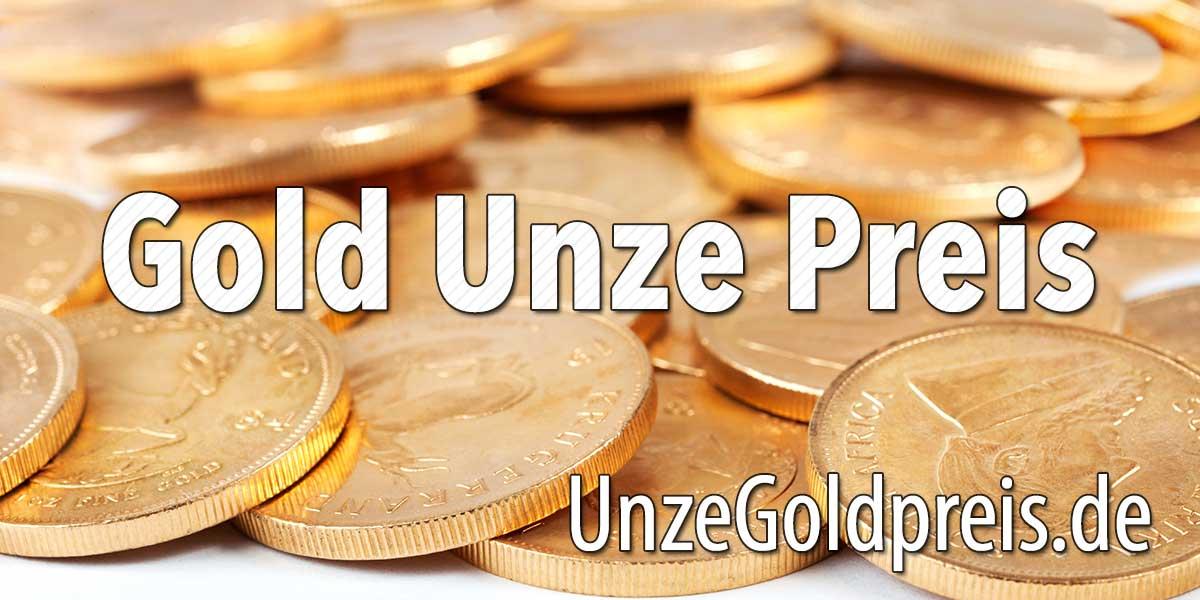 Gold Unze Preis