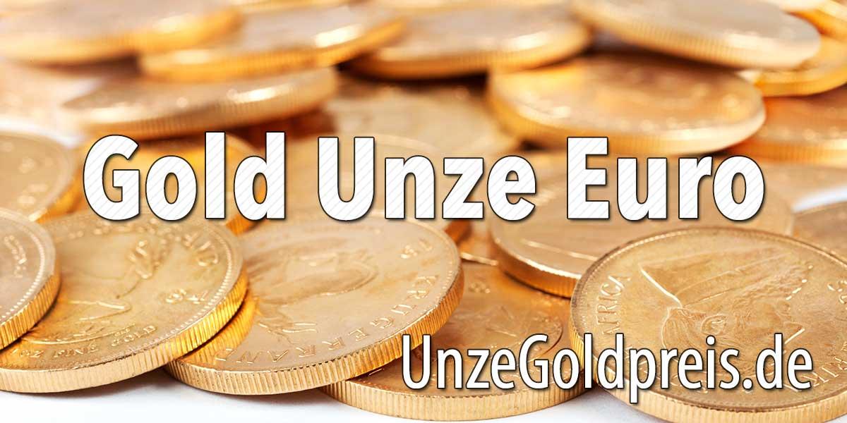 Gold Unze Euro